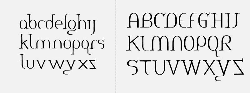 Gwendolyn Typeface